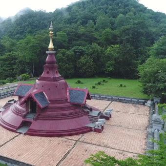 วัดสุนันทวนาราม วัดป่า แห่งจังหวัดกาญจนบุรี